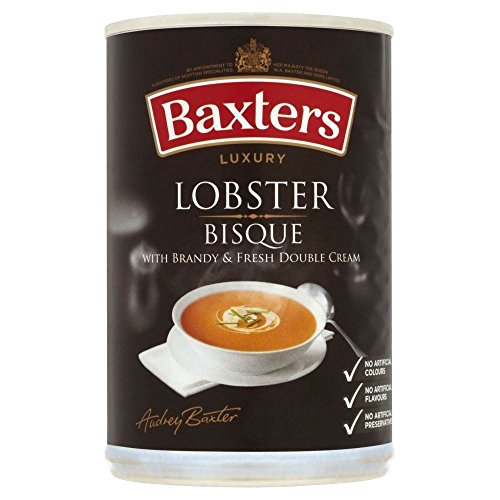 Baxters Luxury Chef Selections Lobster Bisque Soup 400g