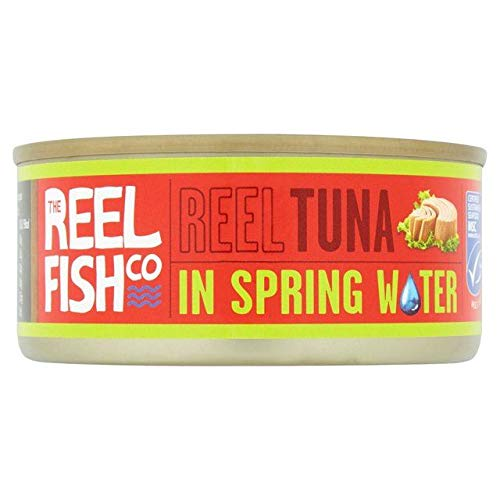 The Reel Fish Co. Tuna in Springwater MSC 160g - 2