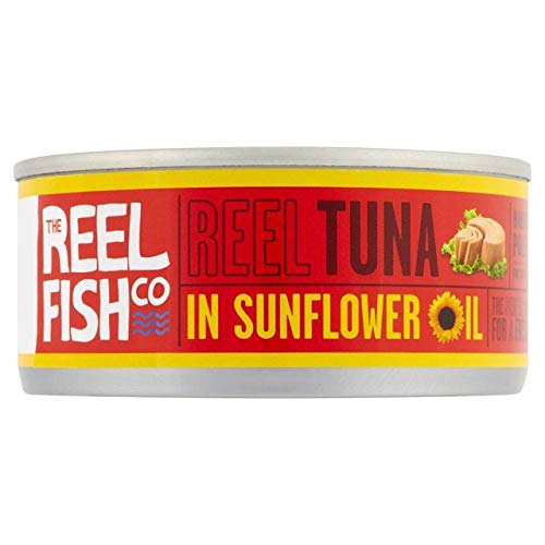 The Reel Fish Co. Tuna in Sunflower Oil 160g - 2