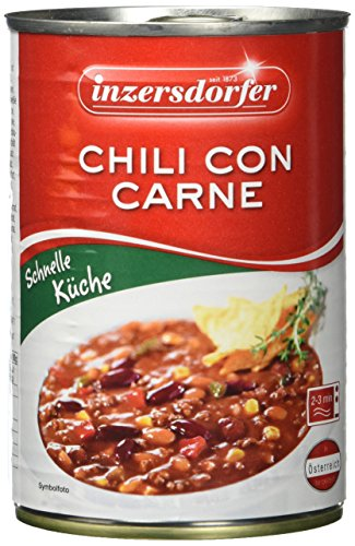 Inzers. Chili con Carne 400g 6 x 400 g