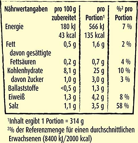 Knorr Suppen Snack Huhn mit Nudeln, 39 g - 6