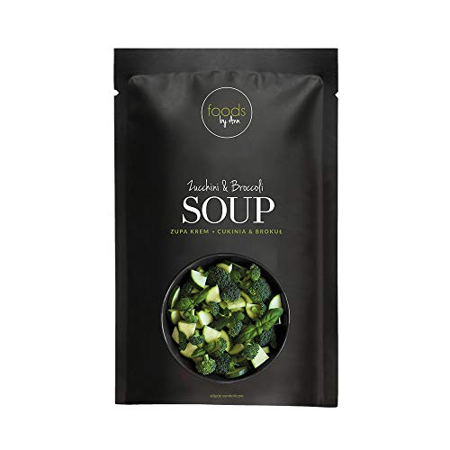 Foods by Ann, Suppen Zucchini & Broccoli, Cremesuppe, 19 g