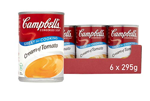 OC Campbe Crm Tomato Condnsd Sup 6x295g