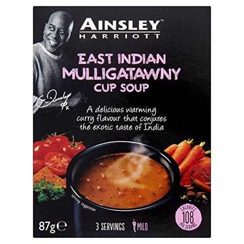 Ainsley Harriott Mulligatawny Zuppa 87g 6er Pack
