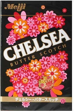 Meiji Chelsea Butter Scotch Karamell Süßigkeit DAGASHI Japan Snack