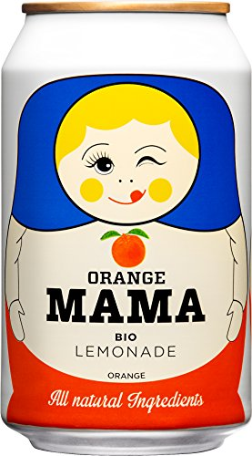 Orange Mama Bio Lemonade 330ml (24 Dosen inkl. Pfand)
