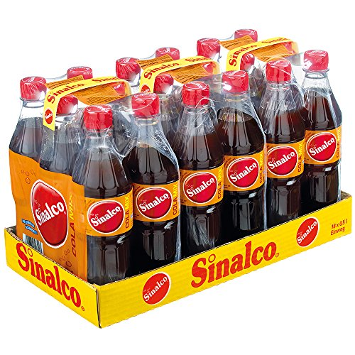 Sinalco Cola Mix, 18er Pack, EINWEG (18 x 500 ml)