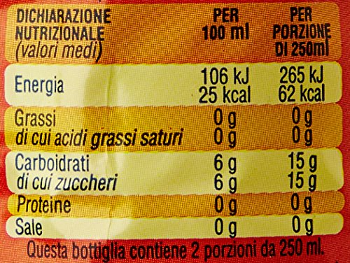 12x San Benedetto The Pesca 'Eistee Pfirsich', 500 ml inkl. Pfand - 8