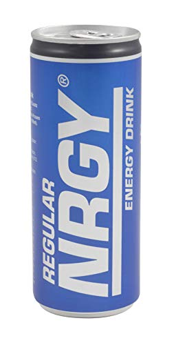 NRGY Regular 24 Dosen 250 ml Energy Drink mit Pfand