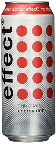 Effect Energy Drink, 12er Pack, EINWEG (12 x 500 ml)