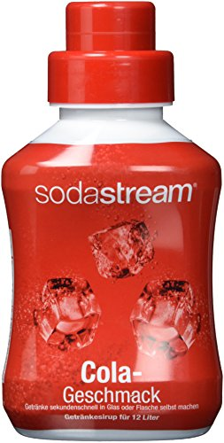 SodaStream 4er Sirup-Packung Cola  (4 x 500ml)