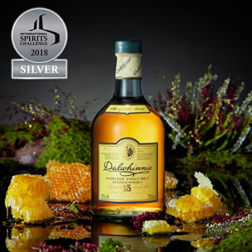 Dalwhinnie 15 Jahre Highland Single Malt Scotch Whisky (1 x 0.7 l) - 5