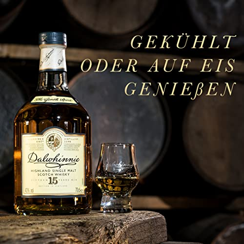 Dalwhinnie 15 Jahre Highland Single Malt Scotch Whisky (1 x 0.7 l) - 6
