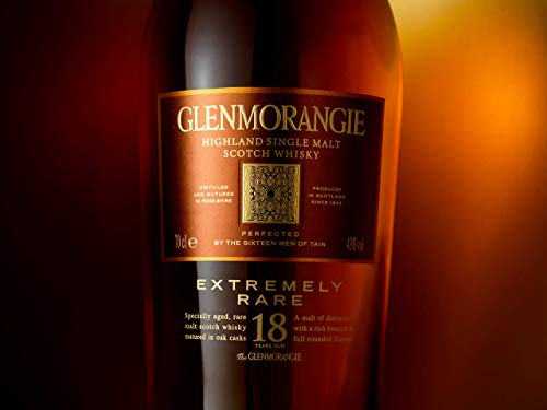 Glenmorangie Highland Single Malt Scotch Whisky 18 Jahre (1 x 0.7 l) - 5