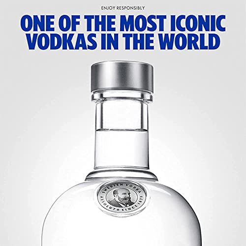 Absolut Vodka (1 x 0.7 l) - 3