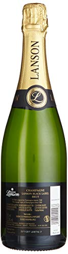 Lanson Black Label in Geschenkdose portable musicbox Champagner (1 x 0.75 l) - 6