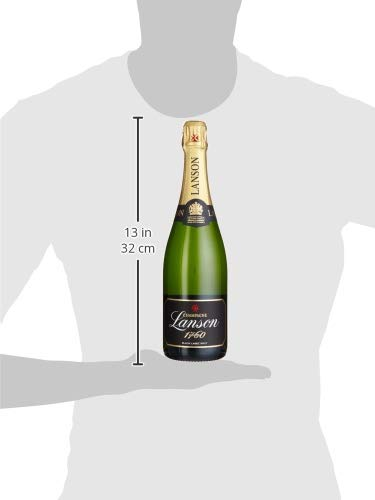 Lanson Black Label in Geschenkdose portable musicbox Champagner (1 x 0.75 l) - 5