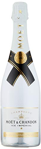 Moet & Chandon Ice Imperial Champagner in Holzkiste mit 4 Acryl-Gläsern (2 x 0.75 l) - 4