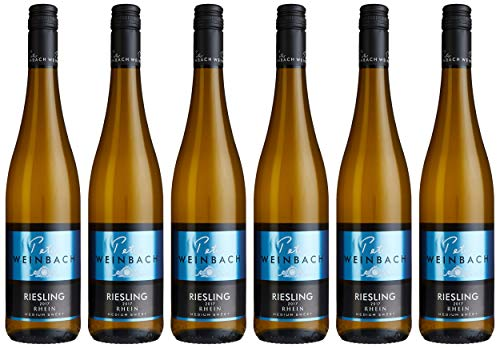 Peter Weinbach Riesling 2017/2018 (6 x 0.75 l)