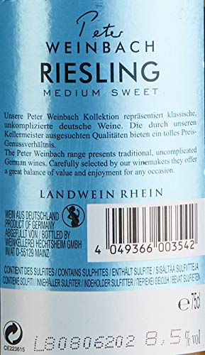 Peter Weinbach Riesling 2017/2018 (6 x 0.75 l) - 2