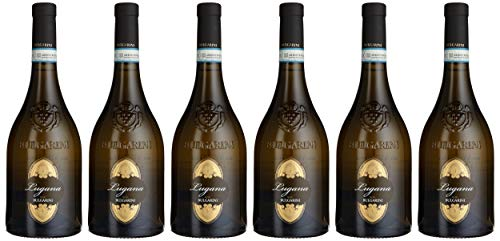 Bulgarini Lugana 2016/2017, 6er Pack (6 x 750 ml)