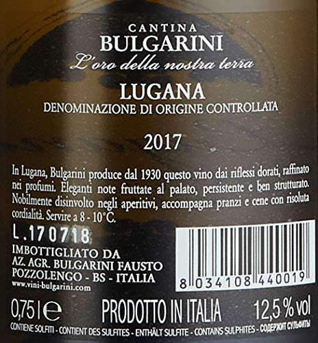 Bulgarini Lugana 2016/2017, 6er Pack (6 x 750 ml) - 2