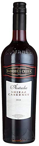 Badgers Creek Shiraz Cabernet Rouge Australien 2018 (6 x 0.75 l)