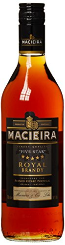 Macieira Royal Brandy Five Star, Pernod Ricard, Oeiras (1 x 0.7 l)
