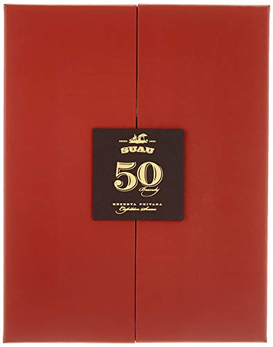 Suau Brandy 50yo, 1er Pack (1 x 700 ml) - 4