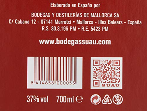 Suau Brandy 50yo, 1er Pack (1 x 700 ml) - 5