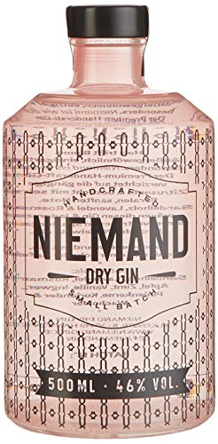 Niemand Dry Gin Handcrafted (1 x 0.5 l)