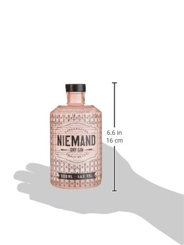 Niemand Dry Gin Handcrafted (1 x 0.5 l) - 2