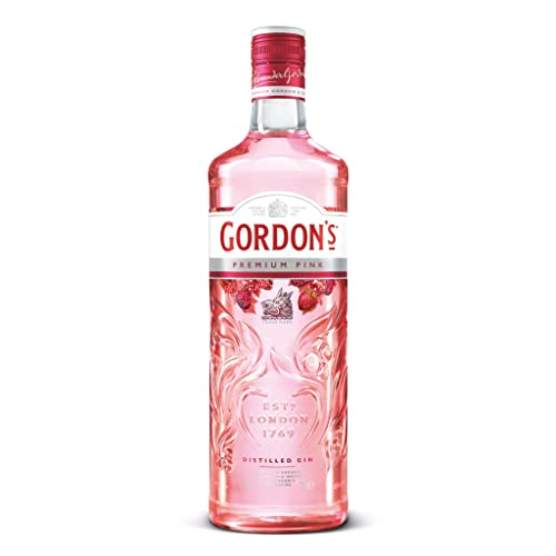 Gordon's Premium Pink Distilled Gin (1 x 0.7 l)
