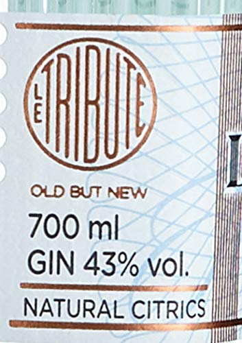 Le Tribute Gin (1 x 0.7 l) - 4