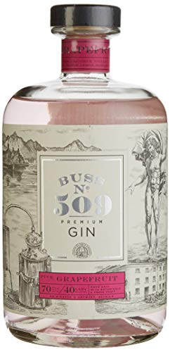 Buss N°509 Gin Pink Grapefruit Belgium Flavor Author Collection 2015 (1 x 0.7 l)
