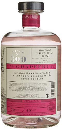 Buss N°509 Gin Pink Grapefruit Belgium Flavor Author Collection 2015 (1 x 0.7 l) - 4