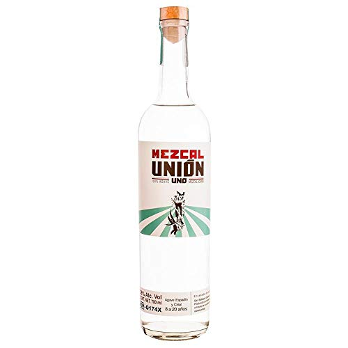 Mezcal Union 20 anos 700 ml