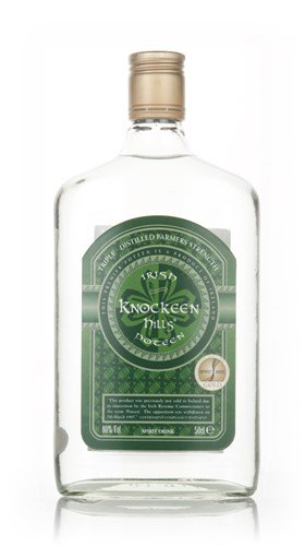 Knockeen Hills Poteen Farmer Strength Whisky (1 x 0.5 l)
