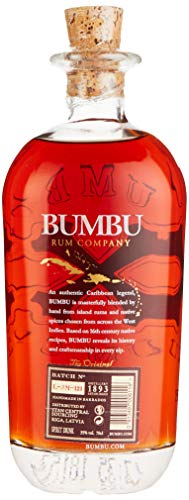 Bumbu The Original Rum (1 x 0.7 l) - 2