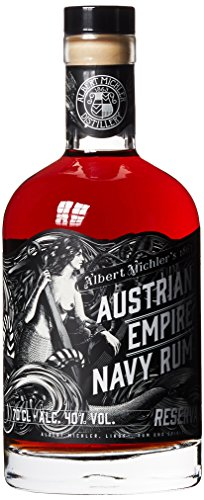 Albert Michler Austrian Empire Navy Rum Reserve 1863 (1 x 0.70 l) - 2