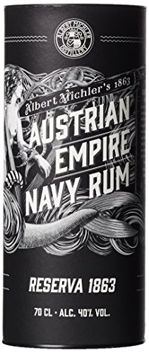 Albert Michler Austrian Empire Navy Rum Reserve 1863 (1 x 0.70 l) - 4