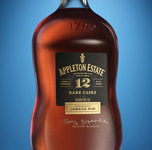 Appleton Estate Rare Blend Rum 12 Jahre (1 x 0.7 l) - 4