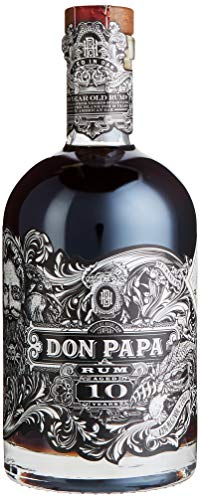 Don Papa Rum 10 Years Old Rum (1 x 0.7 l) - 2