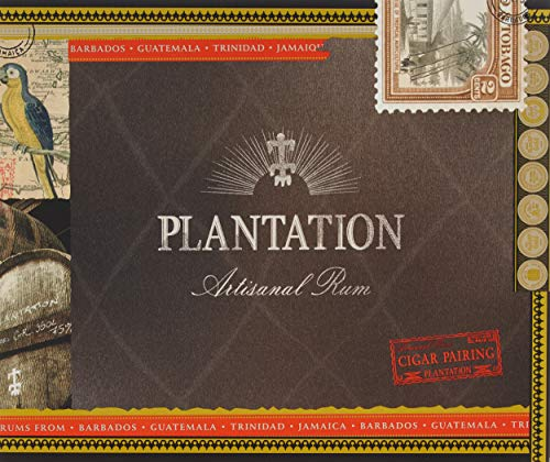 Plantation Rum in Cigar Box (6 x 0.1 l) - 3