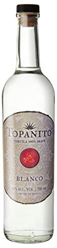 Topanito Blanco 100 Prozent Agave Tequila (1 x 0.7 l)