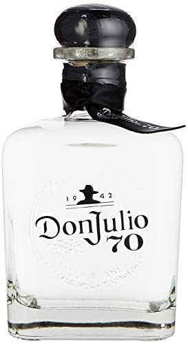 Don Julio 70 Tequila Añejo 70th Anniversary Limited Edition mit Geschenkverpackung (1 x 0.75 l) - 8