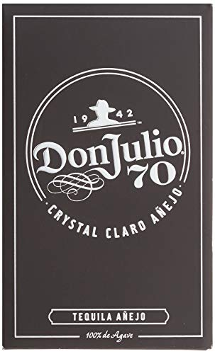 Don Julio 70 Tequila Añejo 70th Anniversary Limited Edition mit Geschenkverpackung (1 x 0.75 l) - 2