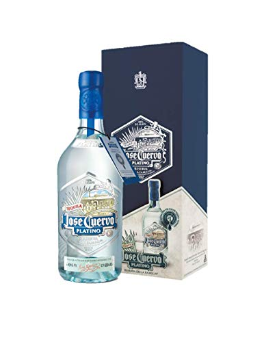 Jose Cuervo Platino, 1er Pack (1 x 700 ml) - 6