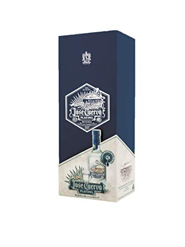 Jose Cuervo Platino, 1er Pack (1 x 700 ml) - 2
