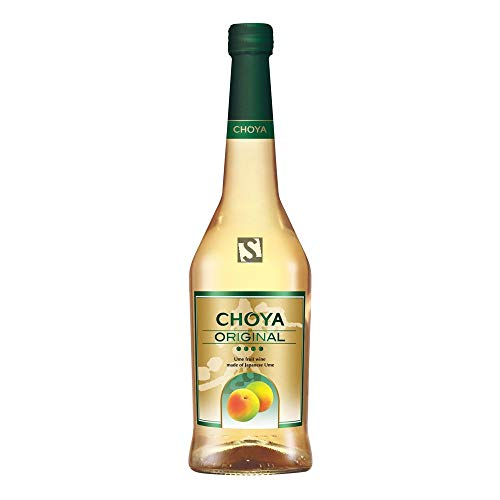 Choya - Original Japanese Ume Fruit - 0,75l 10% Vol.